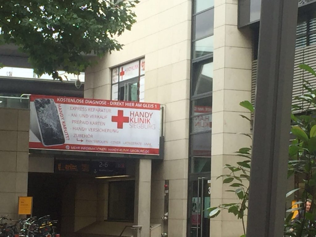 Handy Klinik Siegburg